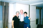 Mary Kahl, Jim Hurd and Christine Negroni