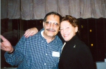 Bob Monetti and Janice
